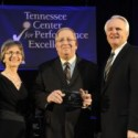 DCI Donor Services Honored with TNCPE Commitment Award  DCI Donor Services was honored at the 20th Anniversary Excellence in Tennessee Awards Banquet, held on Wednesday, February 20. Dean Lichtenfeld, corporate director of quality systems, accepted the organization's Commitment Award, which is given to organizations that are beginning to demonstrate commitment to, and implementation of, performance improvement principles.  The Commitment Award was presented by Tennessee Lieutenant Governor Ron Ramsey and TNCPE President and CEO, Katie Rawls. Nearly 600 business and community leaders from across Tennessee packed the ballroom of the Franklin Marriott Cool Springs to salute the winners. Forty-four organizations representing high performing businesses, government agencies, nonprofit and education organizations were recognized for their commitment to excellence and continuous improvement. For more information, visit www.tncpe.org.   Photo: Courtesy of TNCPE